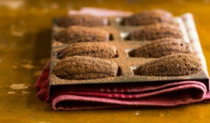 Carob Cinnamon Cookies