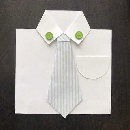 Father's Day Money Holder Card