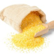 Cornmeal With scoop
