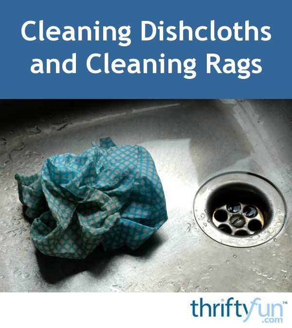 Vinegar Dish Rags: Cleaning Dishcloths And Cleaning Rags