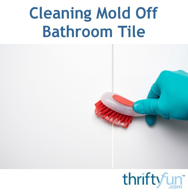 Best Way To Clean Bathroom Wall Tiles: Cleaning Mold Off Bathroom Tile