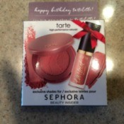 Birthday Freebies - Sephora makeup