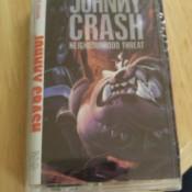 "Value of Johnny Crash ""Neighbourhood Threat"" Casette - sealed cassette"
