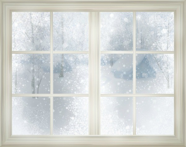 Save energy by winterizing windows thriftyfun for Best windows for cold climates