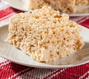 Substitute Marshmallow Cream in Rice Krispy Treats
