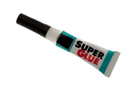 Tube of super glue.