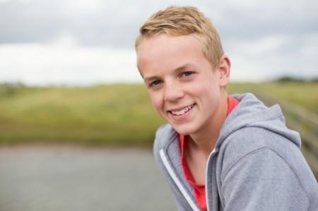 15 Year Old Boy