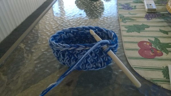 Crocheted Decorative Oven Mitt Thriftyfun