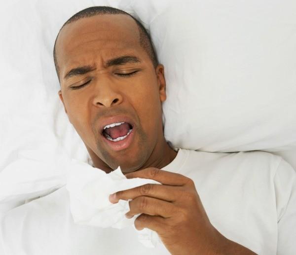Facial tissues man sized
