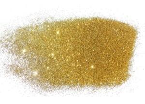 gold clitter