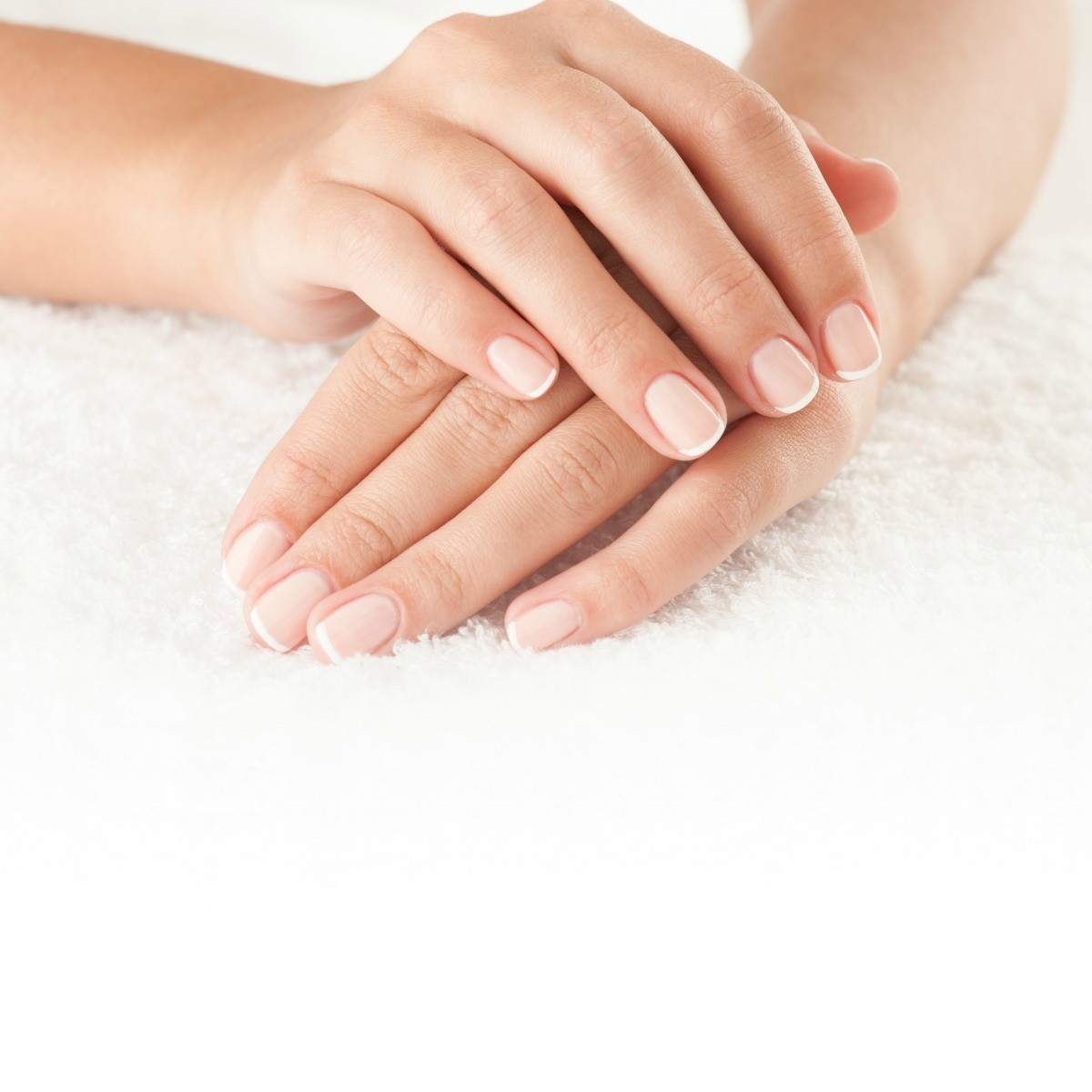 Making The Underside Of Fingernails White Thriftyfun