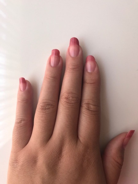 Easy DIY French Tips