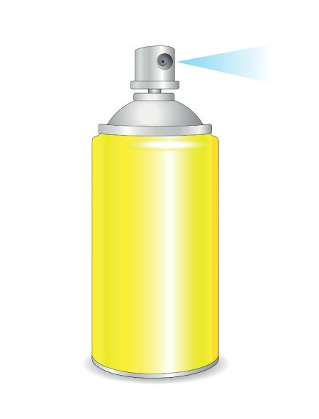 Aerosol Cooking Oil Can
