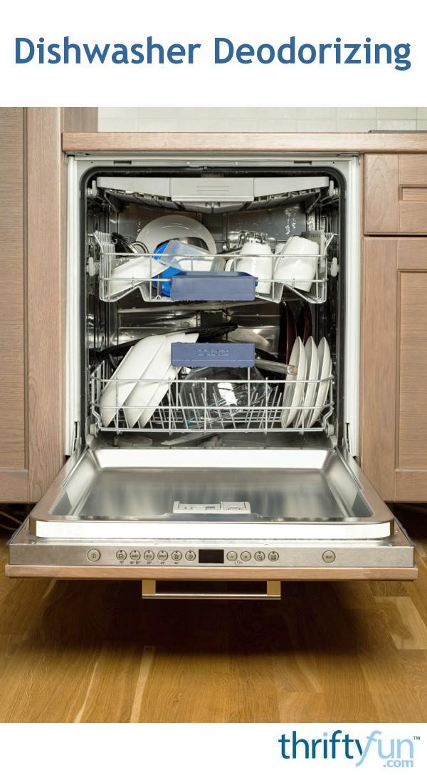 Dishwasher Deodorizing Thriftyfun