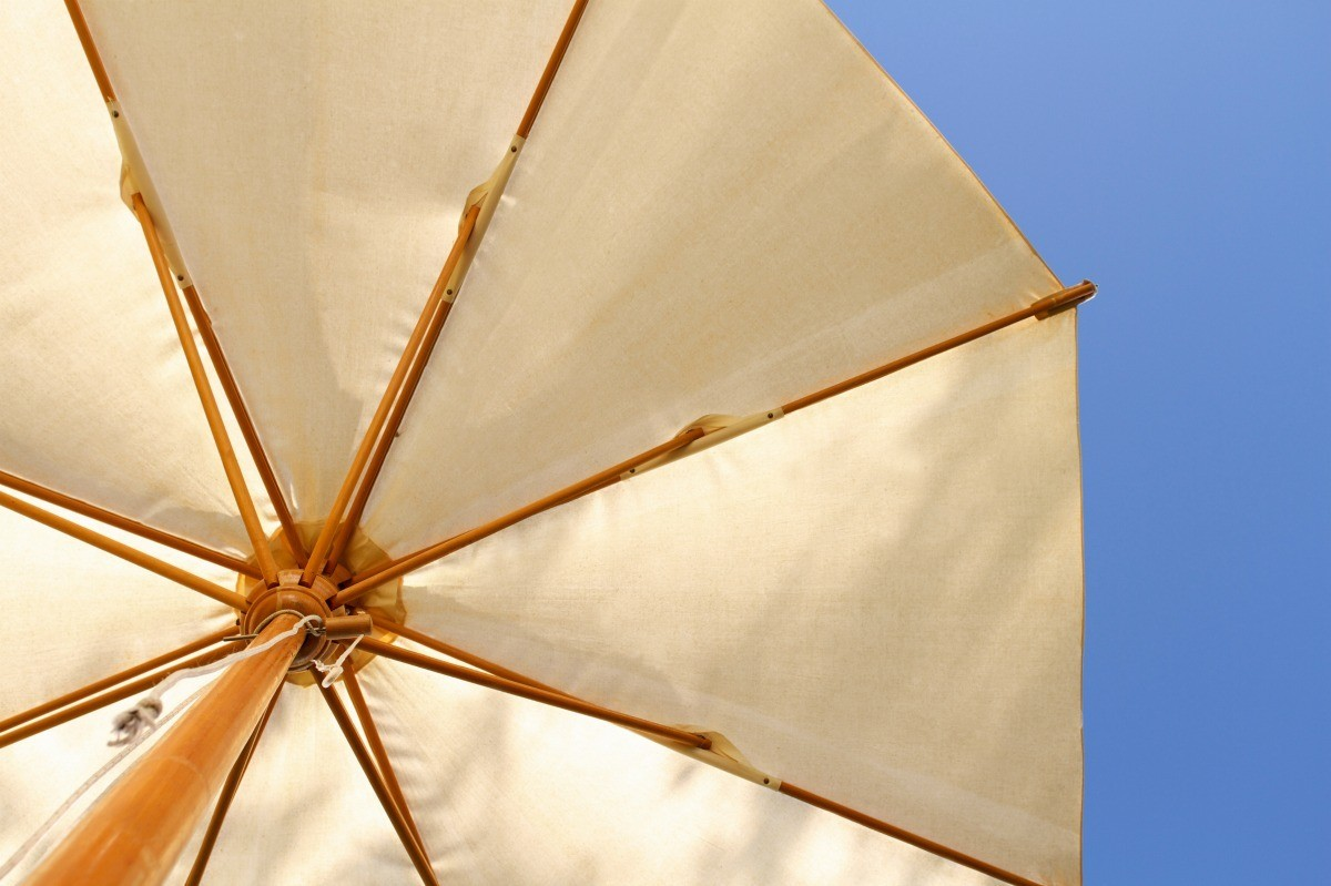 Cleaning A Canvas Patio Umbrella