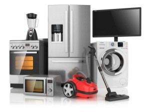 appliances and electronics