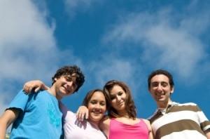 Jewish teens