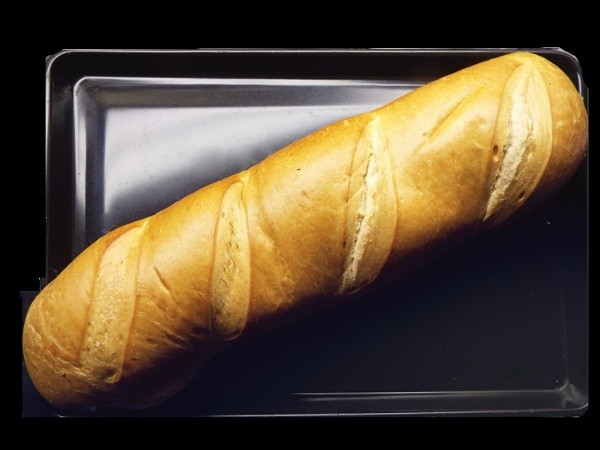 A loaf of French bread.