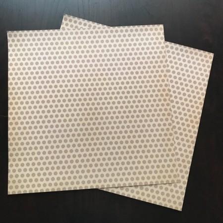 Pinwheel Wall Decor/Backdrop for Photos - 12 inch pieces of scrapbook paper