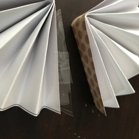 Pinwheel Wall Decor/Backdrop for Photos - tape all seams together