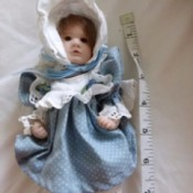 Value of Chris Noel Porcelain Doll