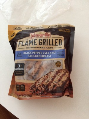 Product Review: Johnsonville Flame Grilled Chicken