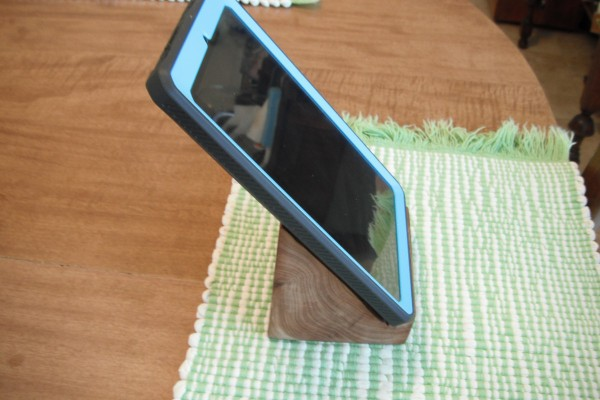 Homemade Wooden Kindle Stand Thriftyfun