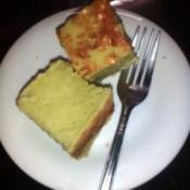 Pandan Rice Cake