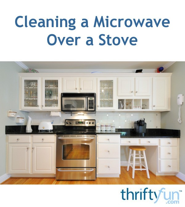 How To Clean Grease Off Microwave Over Stove Bestmicrowave