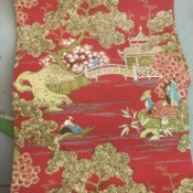 Identifying Wallpaper - Asian print wallpaper