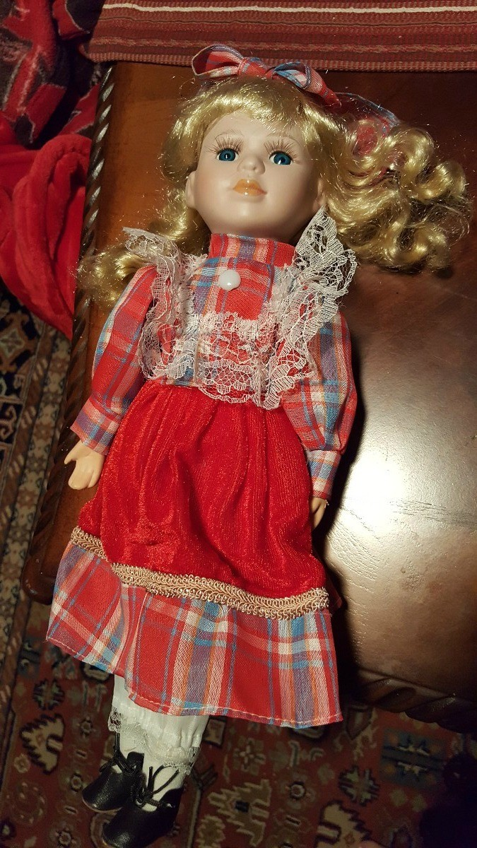 Identifying a Porcelain Doll?  ThriftyFun