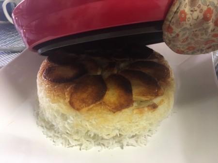 flipping Potato Tadig