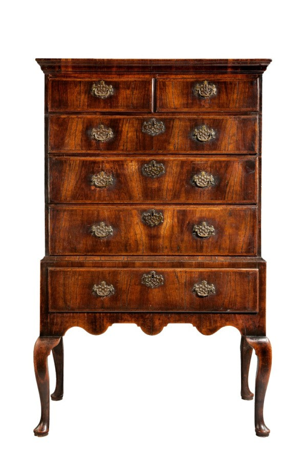 A beautiful antique dresser. - How To Sell Antique Furniture Online ThriftyFun