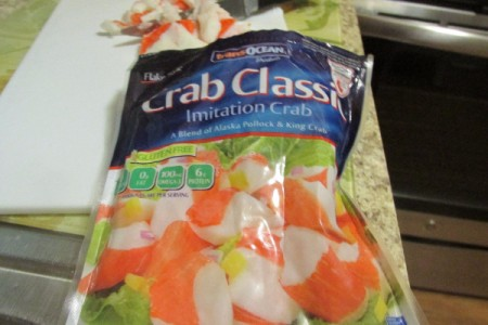 Crab Meat package