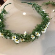 Flower Crown - add flowers