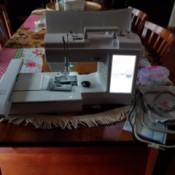 Using a Maker Original Embroidery Machine