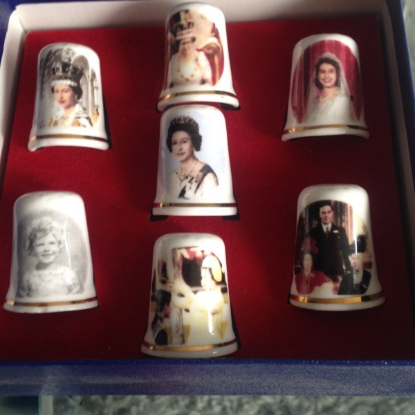 Finding The Value Of Collectable Thimbles