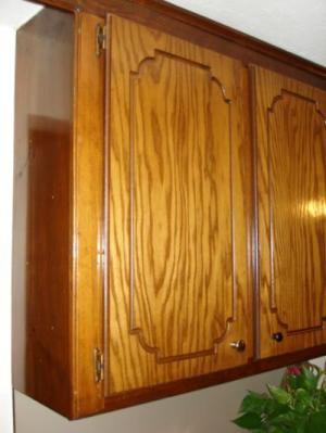 RE: Refacing Cabinets