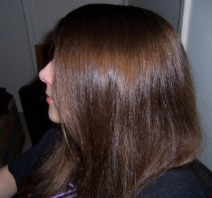 RE: Shiny Hair with Mayonnaise