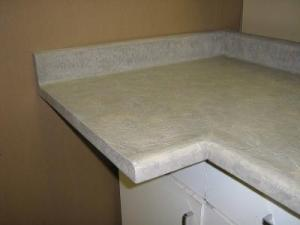 RE: Transforming Old Formica Countertops