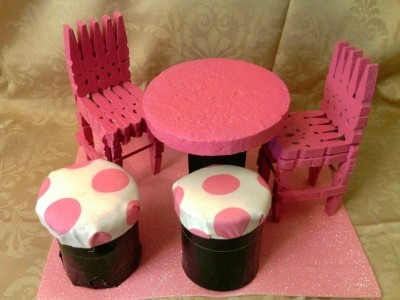 making doll furniture. reply was this helpful making doll furniture