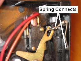 Replacing The Spring In Ice Maker Shut Off Arm Thriftyfun