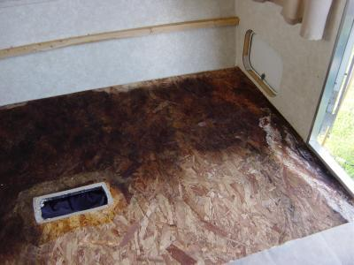 Mold In A Camping Trailer Thriftyfun