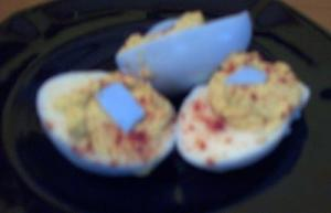 RE: Colored Deviled Eggs for Easter