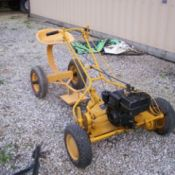 Value of an Eclipse Riding Mower - old riding mower