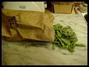 RE: How Do I Freeze Fresh Green Beans?