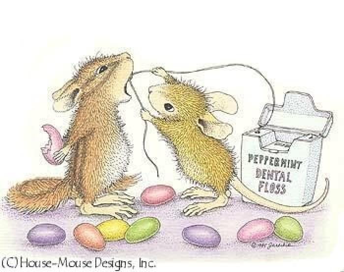 общем-то, картинка зубная мышка экспертов