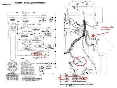 Riding Mower Battery Wont Hold A Charge 1 on john deere solenoid wiring diagram