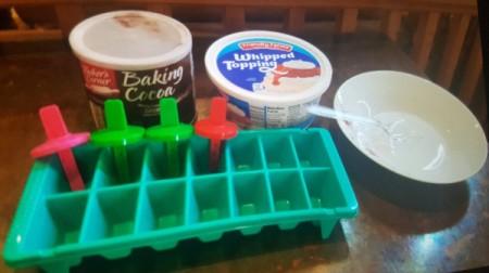 Mini Chocolate Pops ingredients