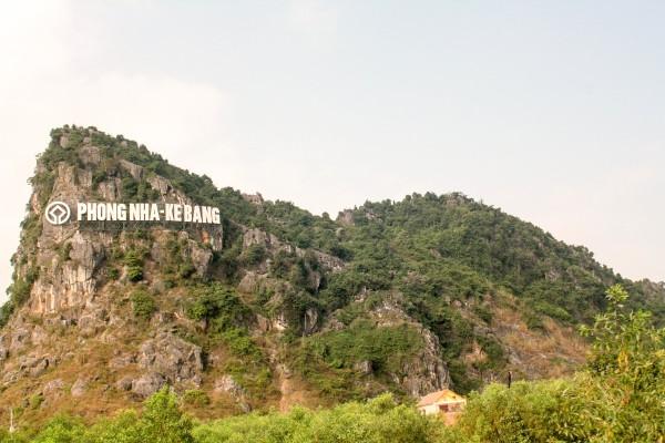 Phong Nha Ke Bang, in Vietnam.